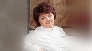 Елена Никифорова шеф-повар ресторана Шинок фото
