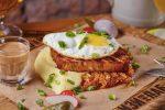 Мясной хлеб Либеркезе рецепт фото от шеф повара