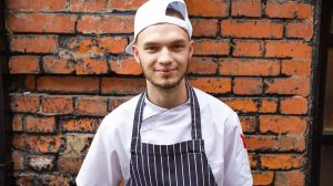 Никита Прохоров, су-шеф ресторана Кафе Дружба. Мануфактура еды фото