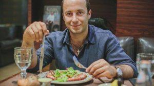 Сергей Миронов о размере порций фото