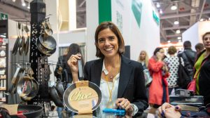Agathe Guieu, директор Де Буйер Россия (de Buyer)