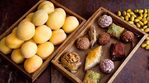 Арабские конфеты ручной работы рецепт с фото