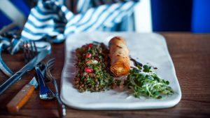 греческие Пирожки с креветками рецепт с фото пошаговый от шеф-повара