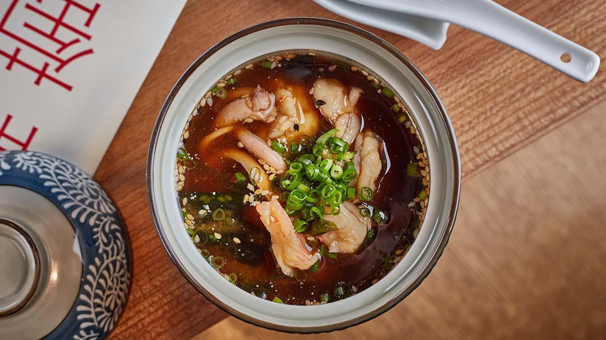 Рецепт мисо супа от японского шеф-повара пошаговый с фото