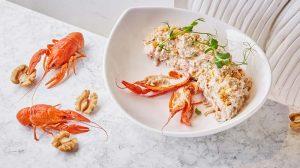 Рецепт сациви из раковпошаговый от шеф-повара с фотографией