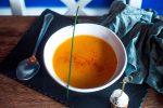 Суп из тыквы с фенхелем