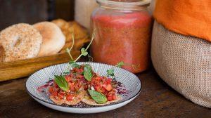 Рецепт тартара из тунца и помидоров фото