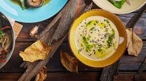 Рецепт грибного супа с картофелем пошаговый фото шеф-повар ресторана