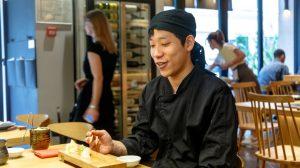 Шеф-повар Масао Кикучи фото