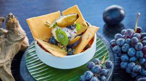 Теплый пирог клафути пошаговый рецепт с фото