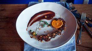 рецепт осьминога в винном соусе с медом фото паошаговый от шеф-повара ресторана