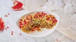 рецепт салата Ташкент пошаговый с фото из ресторана