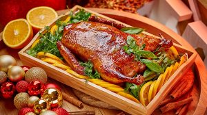 Рецепт фаршированной булгуром утки пошаговый с фото