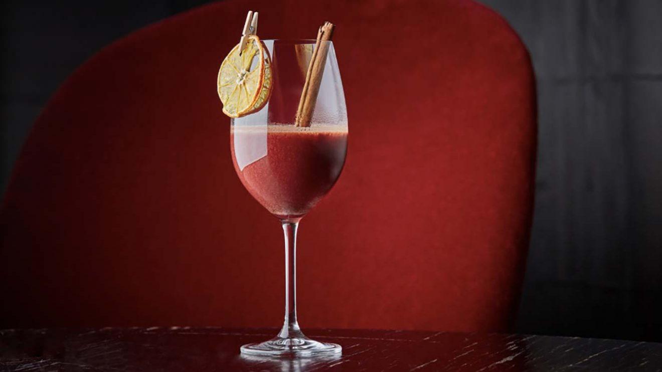 Шоколадный глинтвейн рецепт пошаговый фото