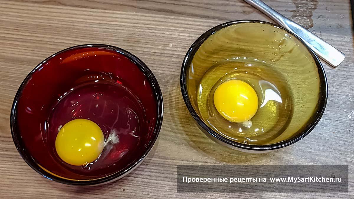 быстрый рецепт яйцо пашот1 фото