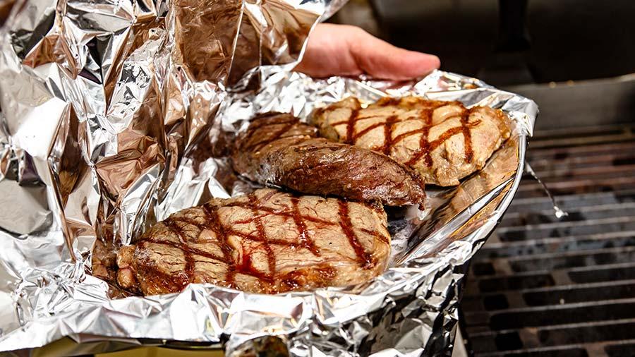 как дать отдохнуть мясу