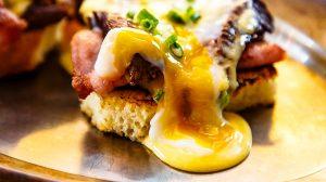 как готовят яйцо пашот фото
