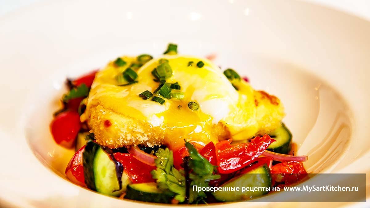 как приготовить яйцо пашот1 фото