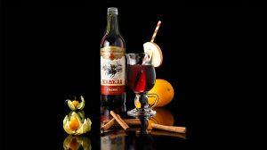 рецепт глинтвейна кавказ красный с яблоком и апельсином фото