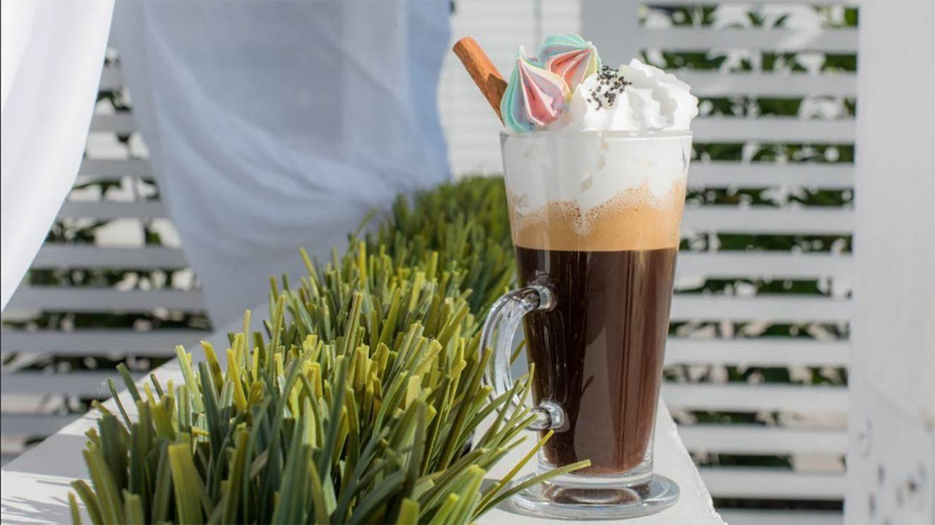 рецепт соленый кофе с бурбоном и сливками пошагово с фото