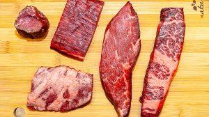 виды говядины фото