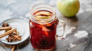Рецепт горячего пунша из красного чай гибискус кракаде фото