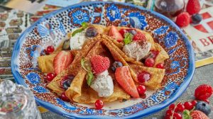 Австрийские блины рецепт пошаговый шеф повара ресторана высоцкой фото