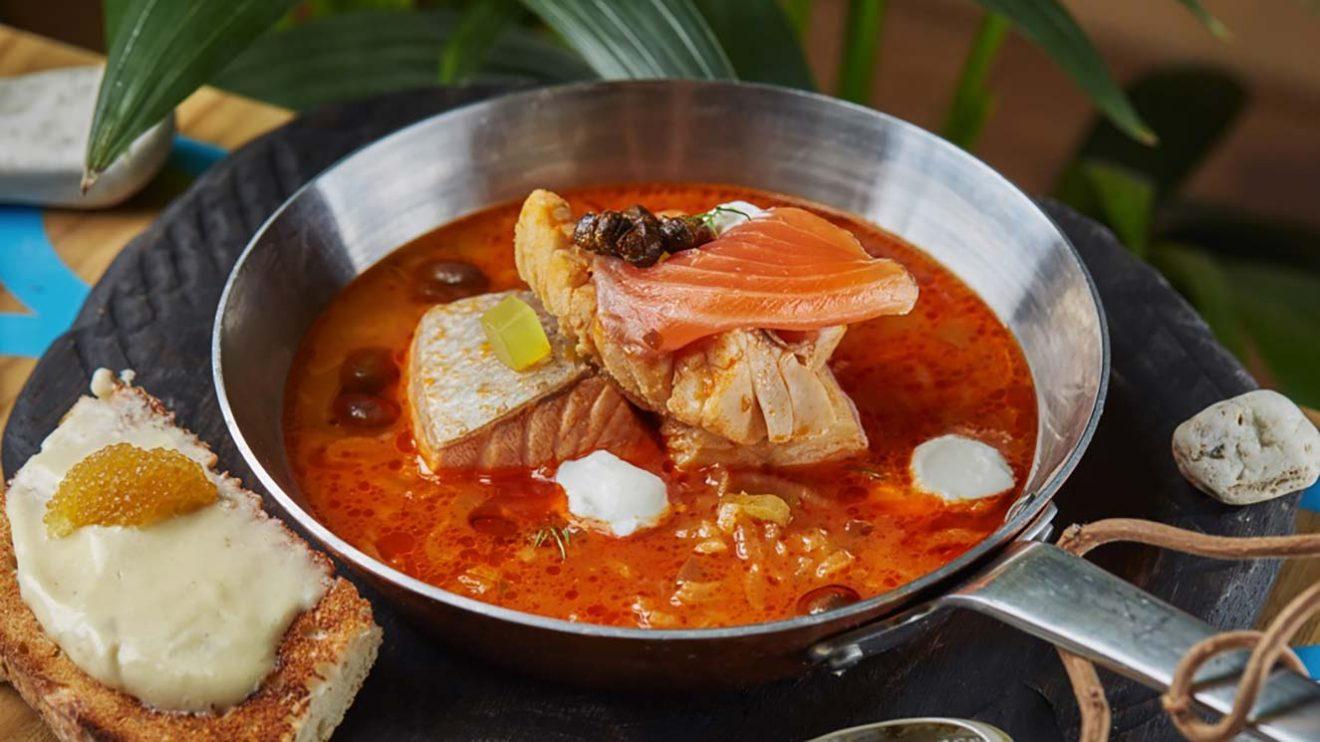 Солянка рыбная пошаговый рецепт с фото