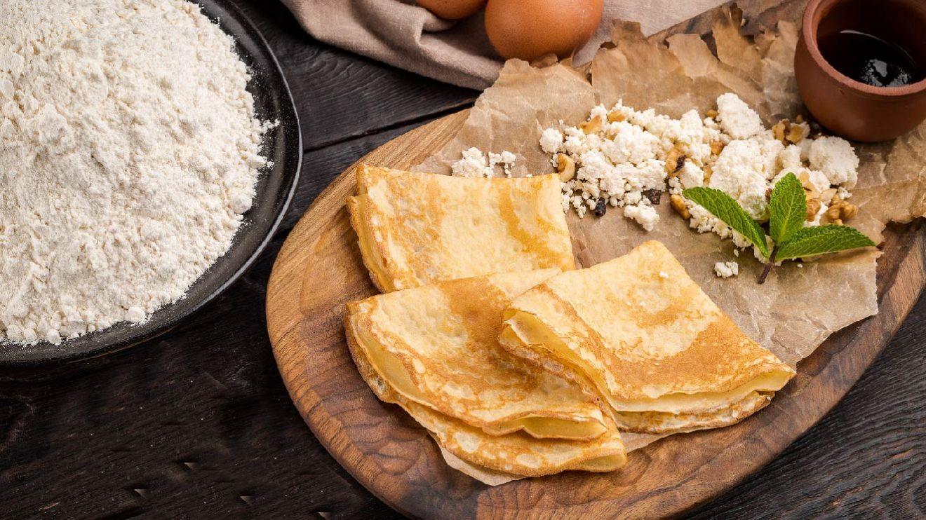 блины в грузинском стиле фото рецепь пошаговый от шеф повара ресторана