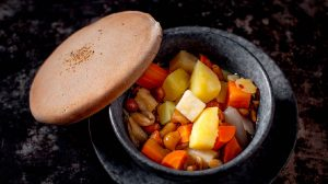 Постньй рецепт картофель в горшочке с грибами от шеф-повара