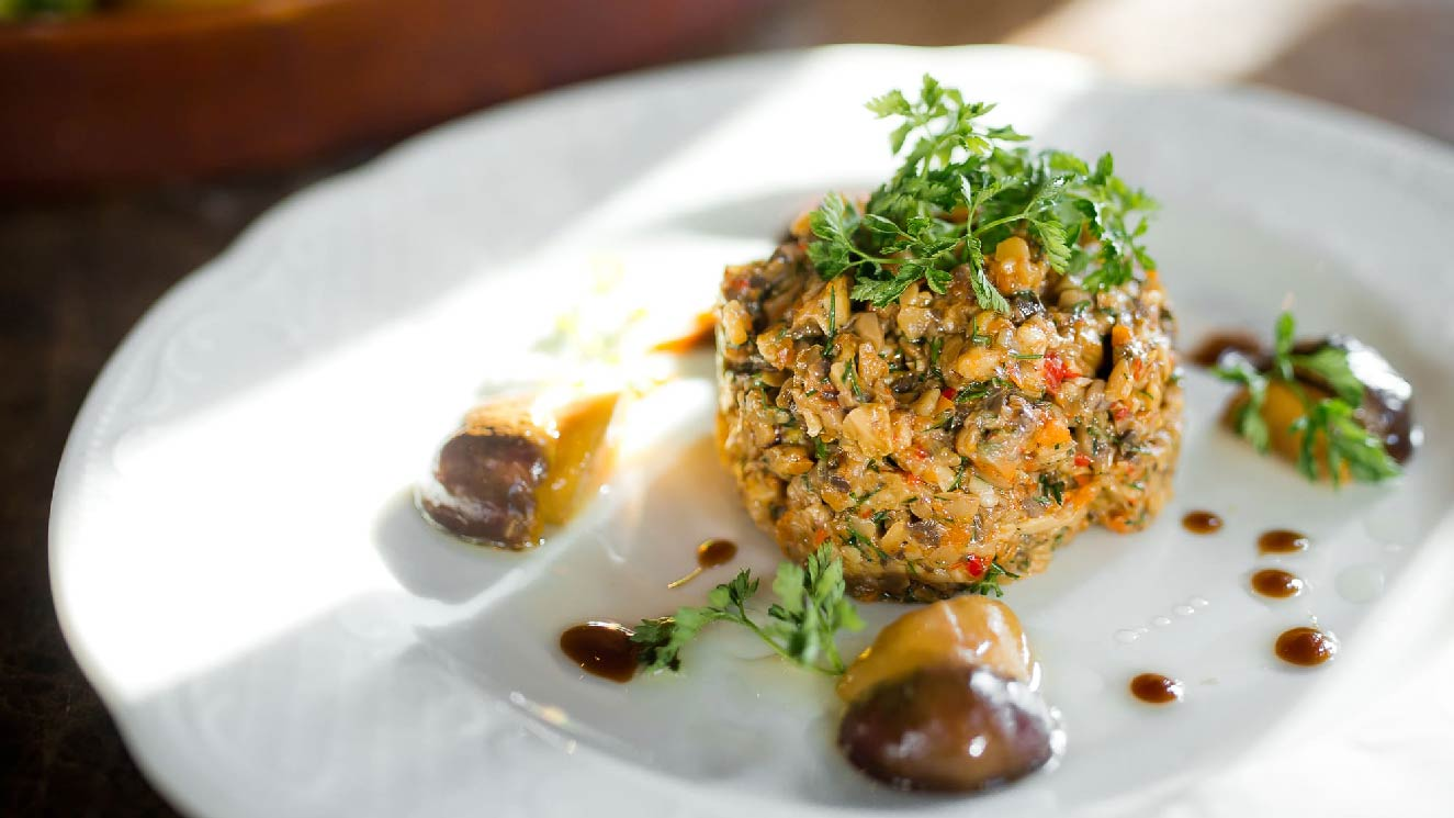 Постный рецепт из ресторана Царская охота пошаговый с фото