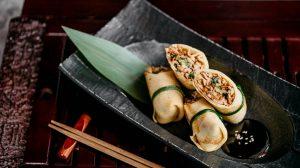 Рецепт блинов с уткой по пекински от шеф полвара ресторана пошаговый