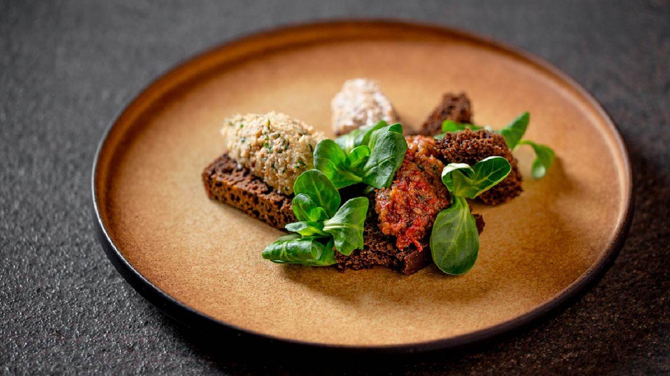 Рецепт постных ореховых намазок от шеф-повара ресторана