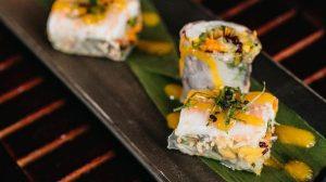 Вьетнамские немы с креветками из рисовой бумаги пошаговый рецепт от шеф повара ресторана