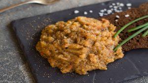 рецепт овощной икры на гриле или мангале от шеф повар ресторана пошаговый