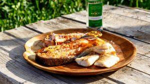 советы шеф-повара как жарить рыбу на огне мангале гриле