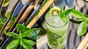 Рецепт лимонада из фейхоа с базиликом