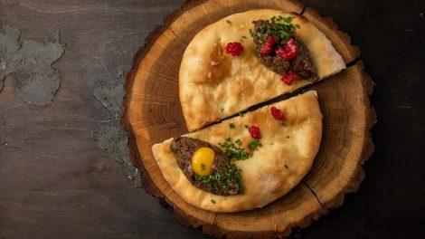 Рецепт тартара из оленины